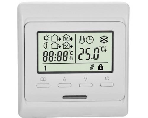 Терморегулятор для теплого пола Eastclima E51 купить в Новосибирске