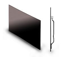 Конвект.-инфракрасный обогреватель Теплофон ЭРГН 0,4 Glassar (черный)