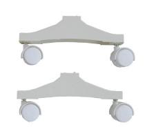 Ножки с колёсиками для конвекторов Теплофон МТ и iT