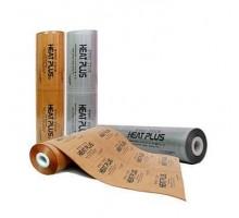 Инфракрасный теплый пол Heat Plus APN-410 gold/silver (100см/50см) 220 w