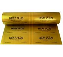 Инфракрасный карбоновый сплошной пленочный теплый пол HEAT PLUS 12