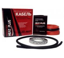 Нагревательный кабель теплого пола Heat Plus (400Вт)