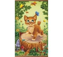Тёплая Картина Котёнок