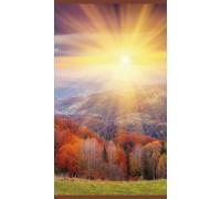 Тёплая Картина Осенний Лес