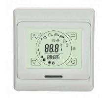 Терморегулятор для теплого пола E91 белый