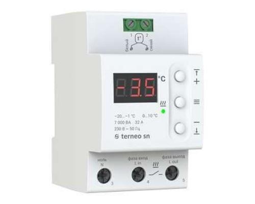 Терморегулятор Terneo sn купить в Новосибирске