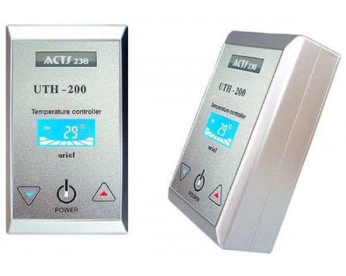 Терморегулятор UTH 200 SILVER 000020 купить в Новосибирске