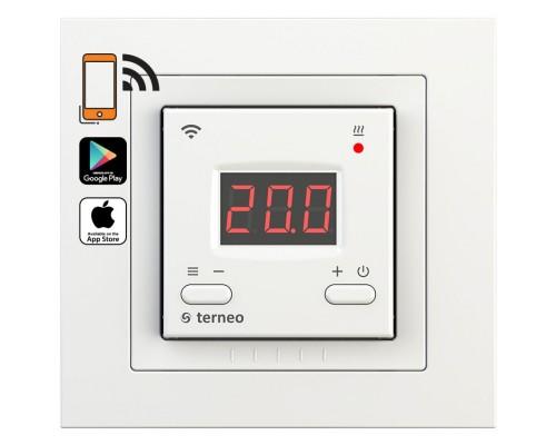 Терморегулятор для теплого пола Terneo ax Unic купить в Новосибирске