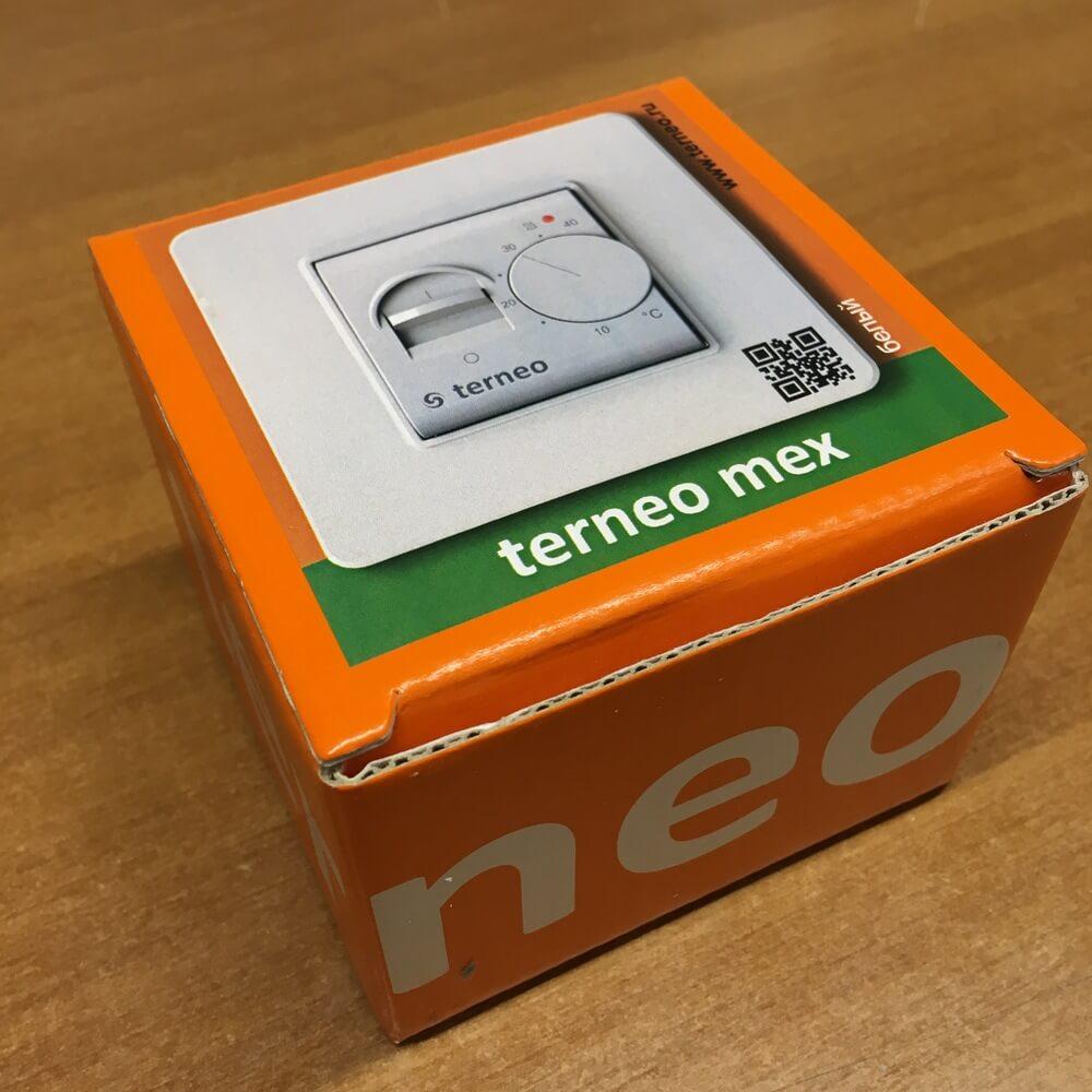 Упаковка Terneo mex